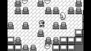 Catching GHOST in Pokemon Red