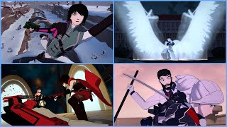RWBY: All Fight Scenes- Volume 8
