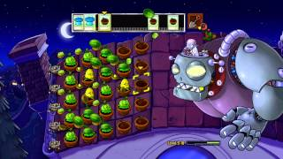 Plants Vs Zombies Final Boss Fight And End Credits Song