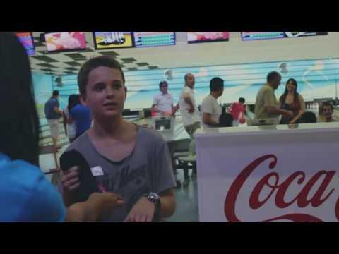 Fiesta en NewPark Bowling La Maquinista