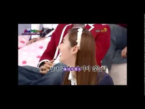 SNSD Jessica 的公主式打招呼......哈哈