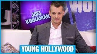'RoboCop' Star Joel Kinnaman Takes on Iconic Role