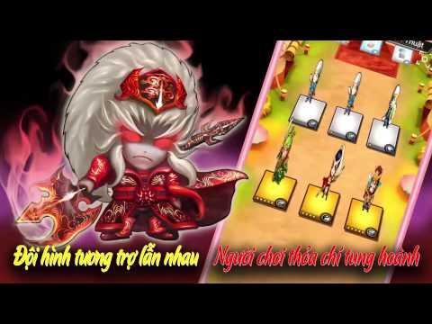 Game 3Q Chibi - Game thẻ tướng mới nhất 2014