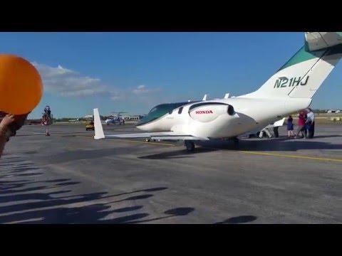 Banyan Air Service welcomes its first HondaJet