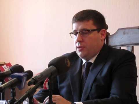 Новий прокурор Чернівецької області Павло Павлюк приїхав наглядати за владою і правоохоронцями