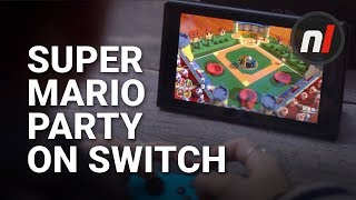 CLASSIC Mario Party Coming to Nintendo Switch - Super Mario Party