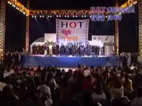 001022.강타(Kangta).H.O.T. 5집 MBC 게릴라콘서트 FULL