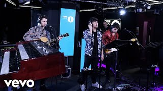 Jonas Brothers - Someone You Loved (Lewis Capaldi cover) in the Live Lounge