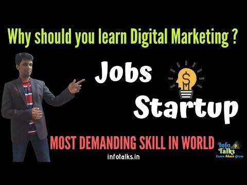 Why should you learn Digital Marketing ?