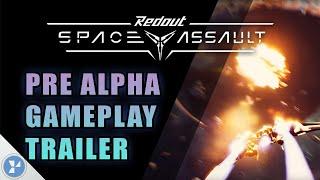 Redout: Space Assault - Pre-alfa Játékmenet Trailer