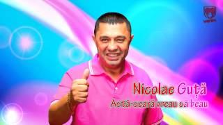 Nicolae Guta - Asta-seara vreau sa beau