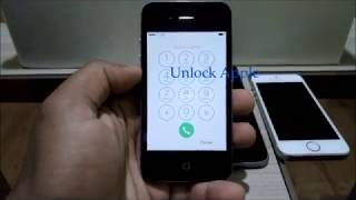 ICloud Unlock WithOut WiFi,DNS,APPLE ID 4,4s,5,5s,5c,6,6s,7,7s,8,8s, IOS 11.3.2