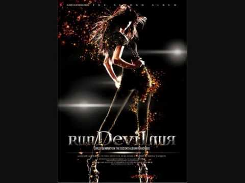 SNSD - Run Devil Run (male vers.)