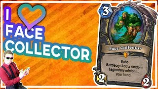 Hearthstone: I Love Face Collector