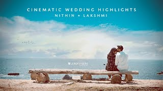 Choosi Chudangane |  Chalo Movie | Nithin + Lakshmi | Wedding Highlights 2018