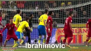 Highlight play-off Thụy Điển 2-3 Bồ Đào Nha phong cách Seagames27 mp4