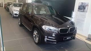 بي ام دبليو اكس ٥ موديل ٢٠١٨ BMW X5 2018     -