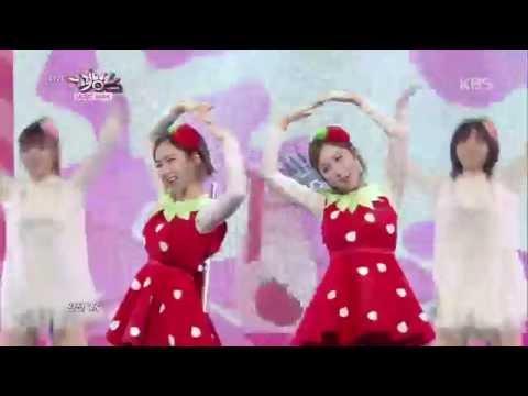 [HIT] 뮤직뱅크-딸기우유(Strawberry Milk) - OK.20141024