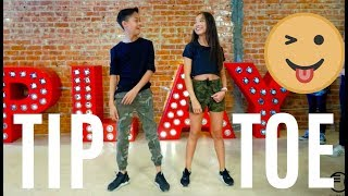 "Nicole Laeno | "" Tip Toe "" - Jason Derulo 