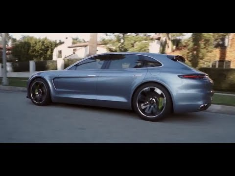 2013 Porsche Panamera Sport Turismo In Detail First Commercial Carjam TV HD Car TV Show
