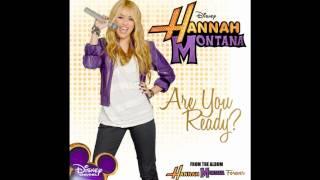 Hannah Montana Are You Ready?