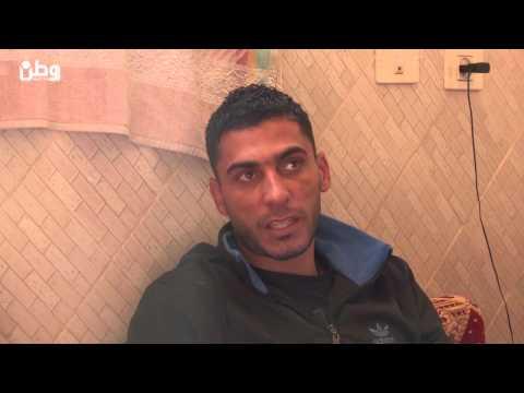 """غزة: 3 أفراد من عائلة يمشون على """"قدم واحدة"""""""