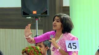 youth parliament contest host by kv1 madurai-kv1palakkad