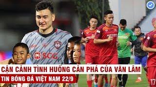 VN Sports 22/9 | Văn Lâm cản 11m không tưởng khiến CĐV Thái phát cuồng, ĐTVN chính thức hội quân