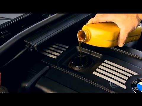Completar o nível de óleo sintético com mineral é problema!