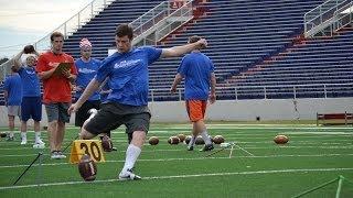 Wil Lutz (Georgia State) | Kicker | Team Jackson Kicking Camps