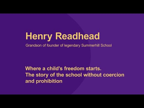 Where a child's freedom starts