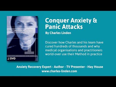 Anxiety, Panic Attacks, OCD, Stress & Phobias, THE Solution