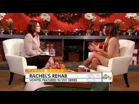 Rachel Uchitel on Celebrity Rehab