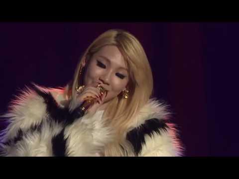 2NE1's TOP 10  PERFORMANCES