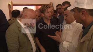 IRAQ:CHRISTIAN REFUGEES SHELTER AT CHURCHES