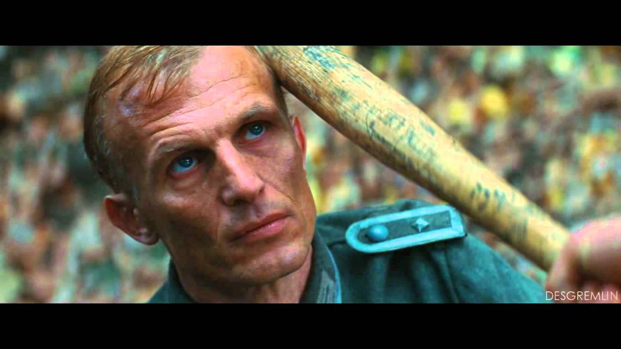 Inglourious Basterds Trailer - Girl With The Dragon Tattoo ...