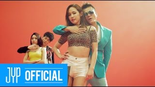"""J.Y. Park(박진영) """"Who's your mama?(어머님이 누구니) (feat. Jessi)"""" M/V"""