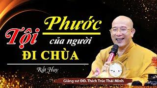 /nghe thay giang di chua nhu the nay de duoc phuoc bau cau mong cuoc song binh an that tham thia