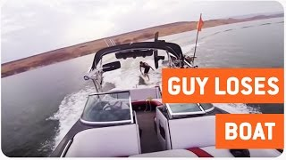 Ghost Riding the Boat | One Man Show