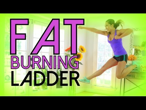 Fat Burning Ladder for Toned Thighs and Sculpted Abs