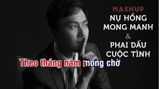 Karaoke Nụ Hồng Mong Manh - Phai Dấu Cuộc Tình (Beat Tone Nam)