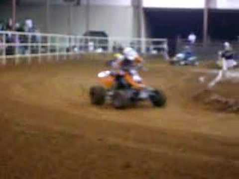 KTM 450 TT Race, 15 year old out of Tulsa, OK.