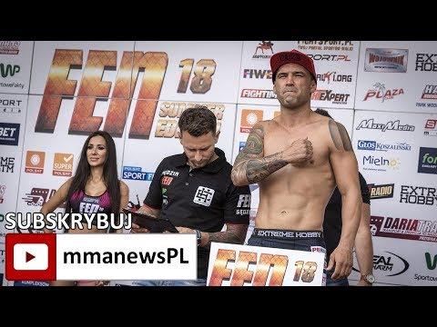 """Tomasz Romanowski przed FEN 18: """"Będziemy się nakurwiali, kto pierwszy padnie."""""""