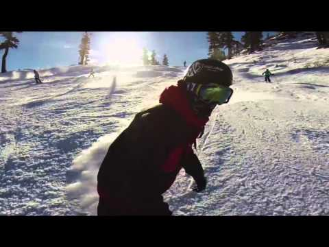 Silent Stoke | Happy Holidays from Alpine Meadows