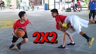 Hype Kids - Baby D & Crazycris 2 on 2