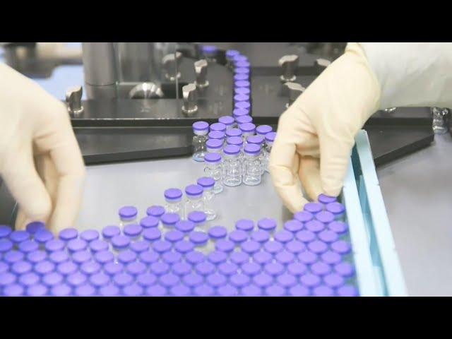 疫苗研發、運送到接種 考驗歐美各國實力
