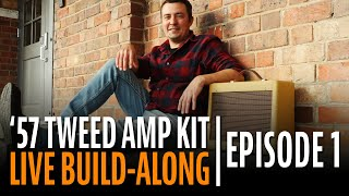 Watch the Trade Secrets Video, How to Build a Tube Amp Kit Step-by-Step (Episode 1)