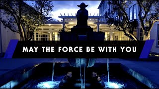 A Message from Mark Hamill and Lucasfilm
