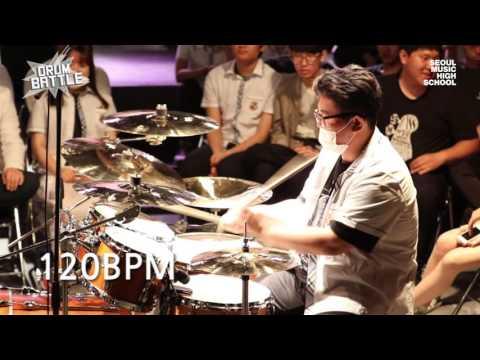 [Drum Battle 2] 한번 본 사람은 없다 | 드럼전쟁 시즌2 준결승①_A (TECHNIC)
