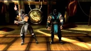 Những pha dứt điểm kinh dị trong Mortal Kombat 9   Video clip hài